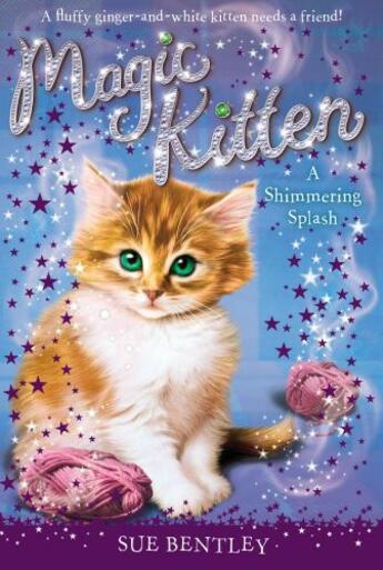 Couverture du livre « A Shimmering Splash #11 » de Sue Bentley aux éditions Penguin Group Us