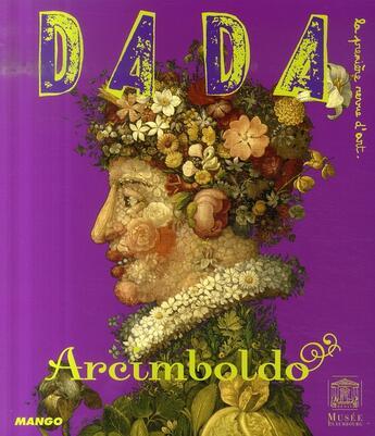 Couverture du livre « Arcimboldo » de Collectif aux éditions Arola