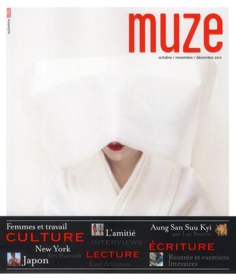 Couverture du livre « Muze N.6 ; Automne 2011 » de Collectif aux éditions Bayard