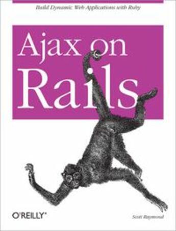 Couverture du livre « Ajax on Rails » de Raymond Scott aux éditions O Reilly