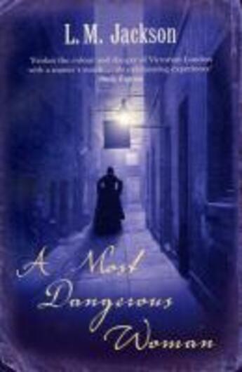 Couverture du livre « A Most Dangerous Woman » de Jackson L M aux éditions Random House Digital