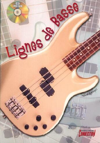 Couverture du livre « Lignes de basse » de Pascal Sarfati aux éditions Carisch Musicom