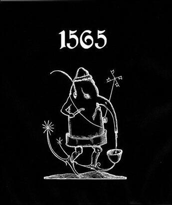 Couverture du livre « 1565 » de Francois Desprez aux éditions Ouvroir Humoir