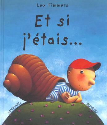 Couverture du livre « Et Si J'Etais » de Collectif aux éditions Magnard