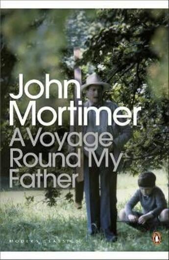 Couverture du livre « A voyage round my father » de John Mortimer aux éditions Adult Pbs