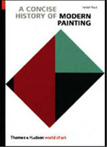 Couverture du livre « Concise history of modern painting (world of art) » de Read & Read aux éditions Thames & Hudson