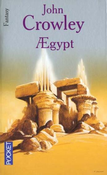 Couverture du livre « Aegypt » de John Crowley aux éditions Pocket