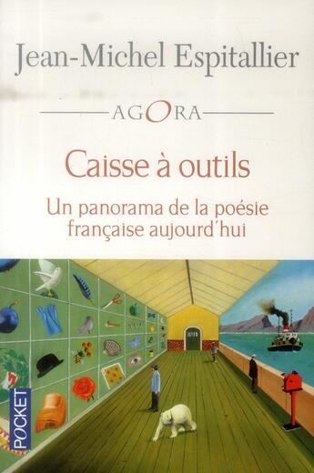 Couverture du livre « Caisse à outils » de Jean-Michel Espitallier aux éditions Pocket