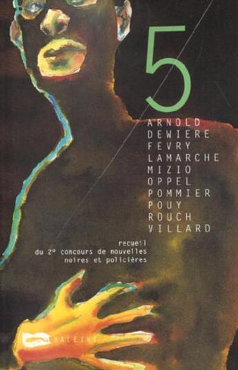 Couverture du livre « Cinq » de Prilleux F aux éditions Baleine