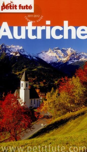 Couverture du livre « Autriche (édition 2011) » de Collectif Petit Fute aux éditions Le Petit Fute