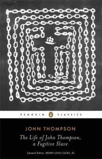 Couverture du livre « Life Of John Thompson, A Fugitive Slave, The » de John Thompson aux éditions Adult Pbs