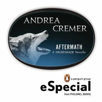 Couverture du livre « Aftermath » de Andrea Cremer aux éditions Penguin Group Us