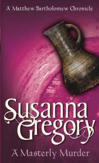Couverture du livre « A Masterly Murder » de Gregory Susanna aux éditions Little Brown Book Group Digital