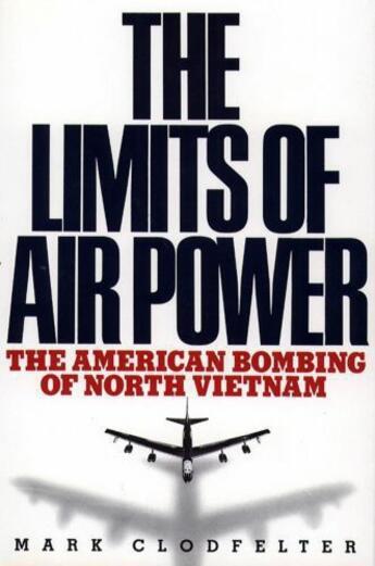 Couverture du livre « Limits of Air Power » de Clodfelter Mark aux éditions Free Press