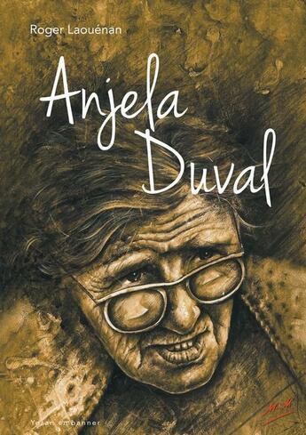 Couverture du livre « Anjela Duval » de Roger Laouenan aux éditions Yoran Embanner