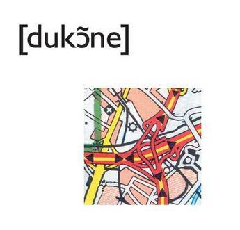 Couverture du livre « [dukone] » de Thomas Suel aux éditions L'agitee