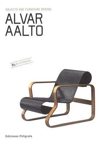 Couverture du livre « Alvar Aalto » de Ouvrage Collectif aux éditions Poligrafa