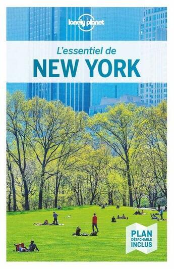 Couverture du livre « New York (6e édition) » de Collectif Lonely Planet aux éditions Lonely Planet France