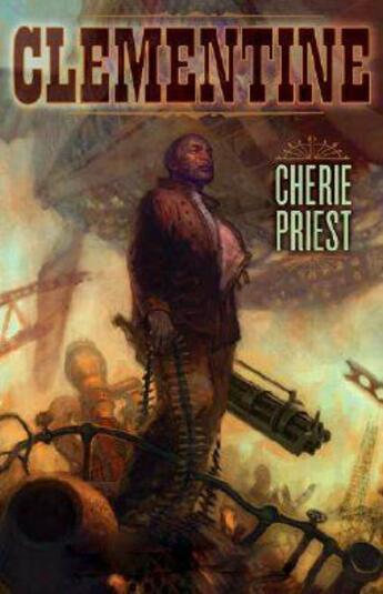 Couverture du livre « Clémentine » de Cherie Priest aux éditions Eclipse