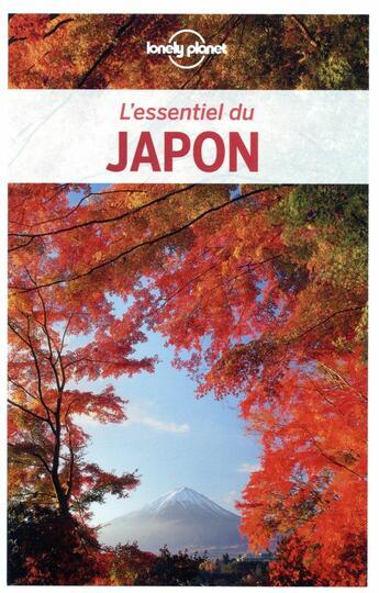 Couverture du livre « Japon (4e édition) » de Collectif Lonely Planet aux éditions Lonely Planet France