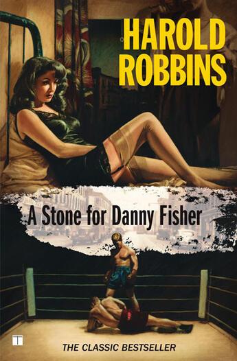 Couverture du livre « A Stone for Danny Fisher » de Harold Robbins aux éditions Touchstone