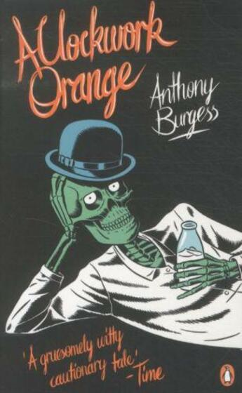 Couverture du livre « A CLOCKWORK ORANGE » de Anthony Burgess aux éditions Adult Pbs