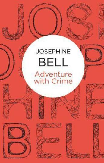 Couverture du livre « Adventure with Crime » de Bell Josephine aux éditions Macmillan Bello Digital