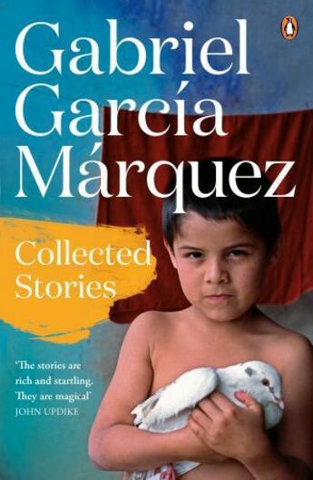 Couverture du livre « Collected Stories » de Gabriel Garcia Marquez aux éditions Penguin Books Ltd Digital