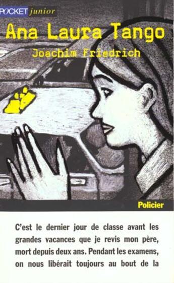 Couverture du livre « Ana Laura Tango » de Friedrich Joachim aux éditions Pocket