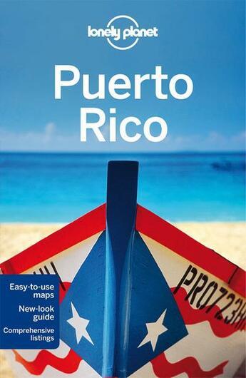 Couverture du livre « Puerto Rico (6e édition) » de Luke Erson et Ryan Ver Berkmoes aux éditions Lonely Planet France