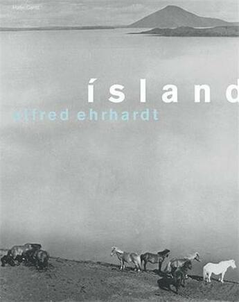 Couverture du livre « Alfred Ehrhardt Island /Anglais » de Stahl aux éditions Hatje Cantz