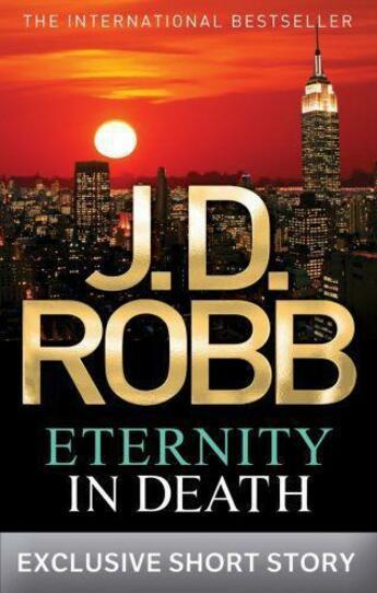 Couverture du livre « Eternity In Death » de Robb J D aux éditions Little Brown Book Group Digital