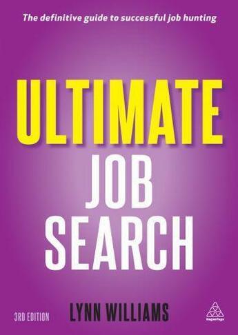 Couverture du livre « Ultimate Job Search » de Lynn Williams aux éditions Kogan Page Digital