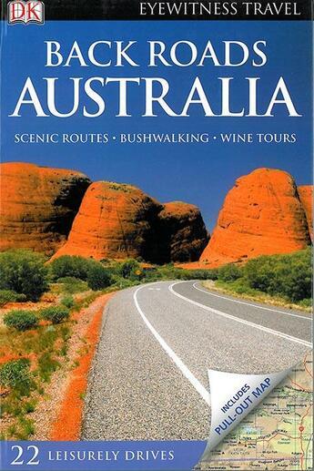 Couverture du livre « **Australia » de  aux éditions Dorling Kindersley