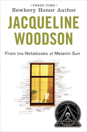 Couverture du livre « From the Notebooks of Melanin Sun » de Jacqueline Woodson aux éditions Penguin Group Us