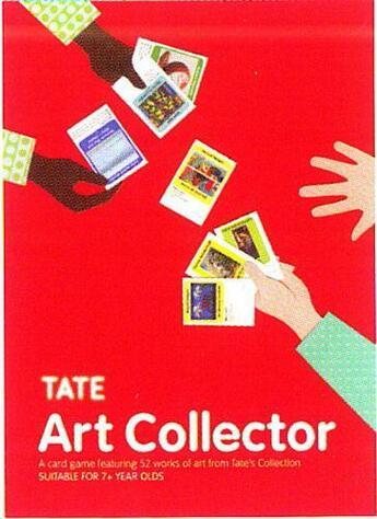 Couverture du livre « Art Collector Game /Anglais » de Collectif aux éditions Tate Gallery