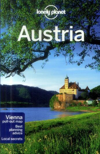 Couverture du livre « Austria (7e édition) » de Marc Di Duca et Kerry Christiani et Anthony Haywood aux éditions Lonely Planet France