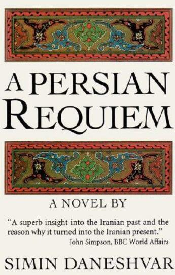 Couverture du livre « A Persian Requiem » de Daneshvar Simin aux éditions Halban Publishers Digital