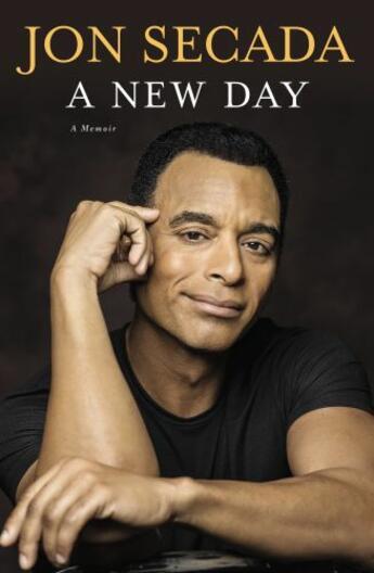 Couverture du livre « A New Day » de Secada Jon aux éditions Penguin Group Us