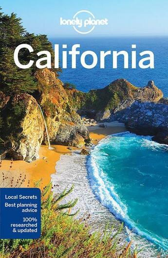 Couverture du livre « California (8e édition) » de Collectif Lonely Planet aux éditions Lonely Planet France