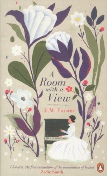Couverture du livre « A ROOM WITH A VIEW » de E M Forster aux éditions Adult Pbs