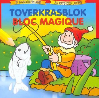 Couverture du livre « Au Pays Des Lutins Bloc Magique » de Chantecler aux éditions Chantecler