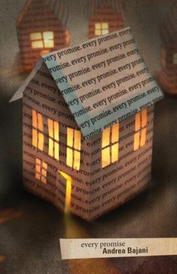 Couverture du livre « Every Promise » de Andrea Bajani aux éditions Quercus Publishing Digital