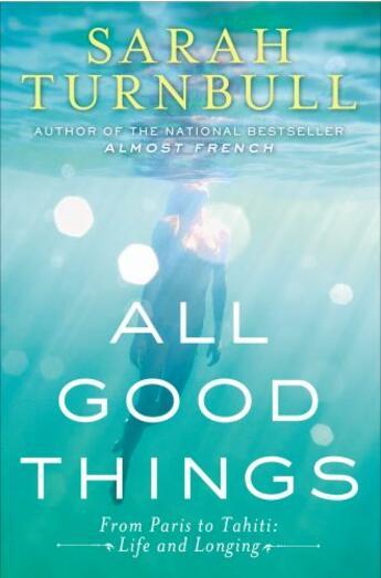 Couverture du livre « All Good Things » de Turnbull Sarah aux éditions Penguin Group Us