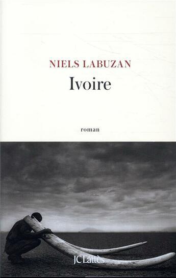 Couverture du livre « Ivoire » de Labuzan Niels aux éditions Lattes