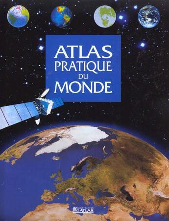 Couverture du livre « Atlas Pratique Du Monde » de Collectif aux éditions Atlas