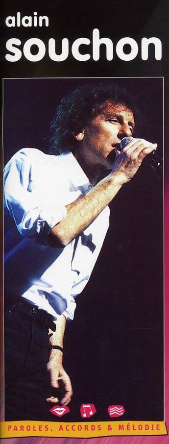 Couverture du livre « Alain souchon ; piano/chant/guitare » de Alain Souchon aux éditions Id Music