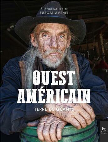 Couverture du livre « L'ouest americain - terre de geants » de  aux éditions Editions Sutton
