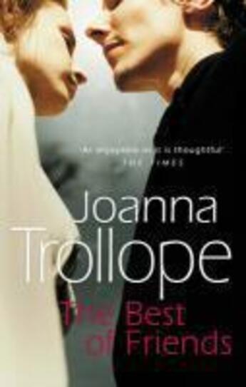 Couverture du livre « The best of friends » de Joanna Trollope aux éditions Transworld