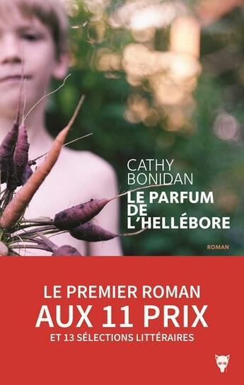 Couverture du livre « Le parfum de l'hellébore » de Cathy Bonidan aux éditions La Martiniere